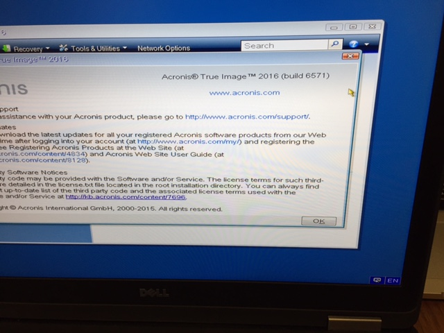 Bootable usb not seeing new m 2 SSD   Acronis Forum