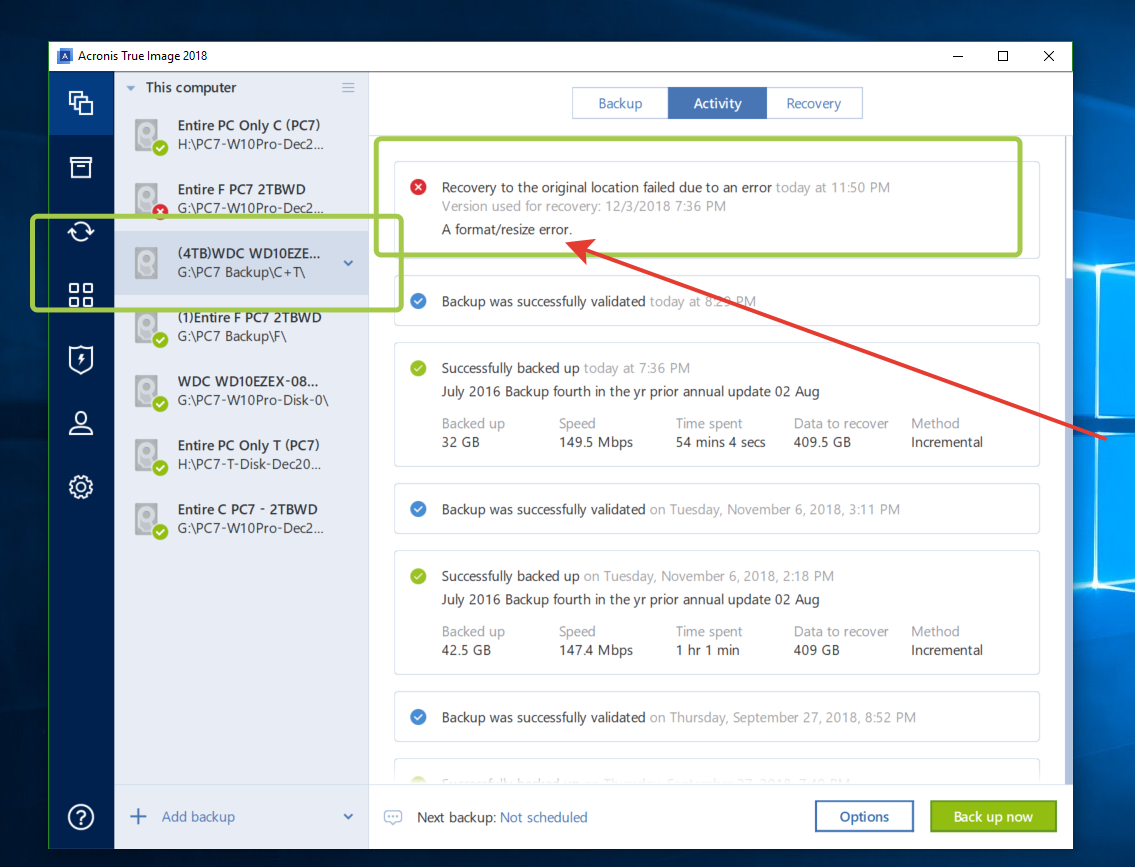 CLONE HDD-2-SSD vs RESTORE HDD BACKUP in SSD   Acronis Forum