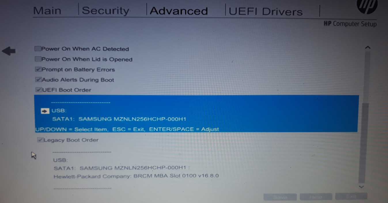 External USB HDD not found | Acronis Forum