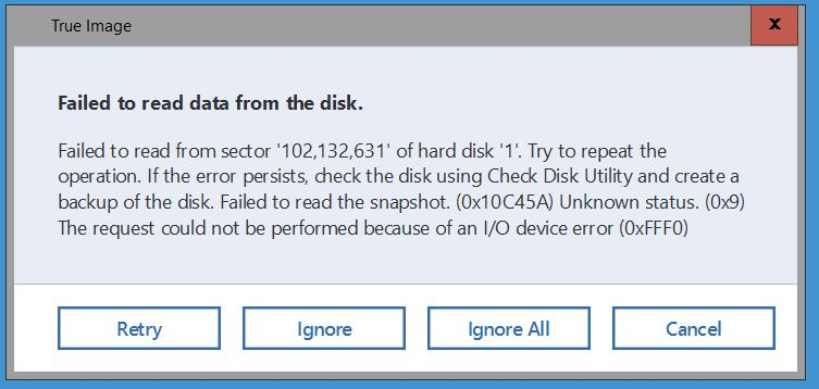 how to run a full chkdsk on external drive
