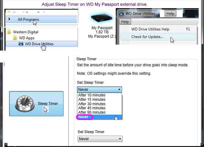 New! Grover's How to Backup 2014 from within Windows