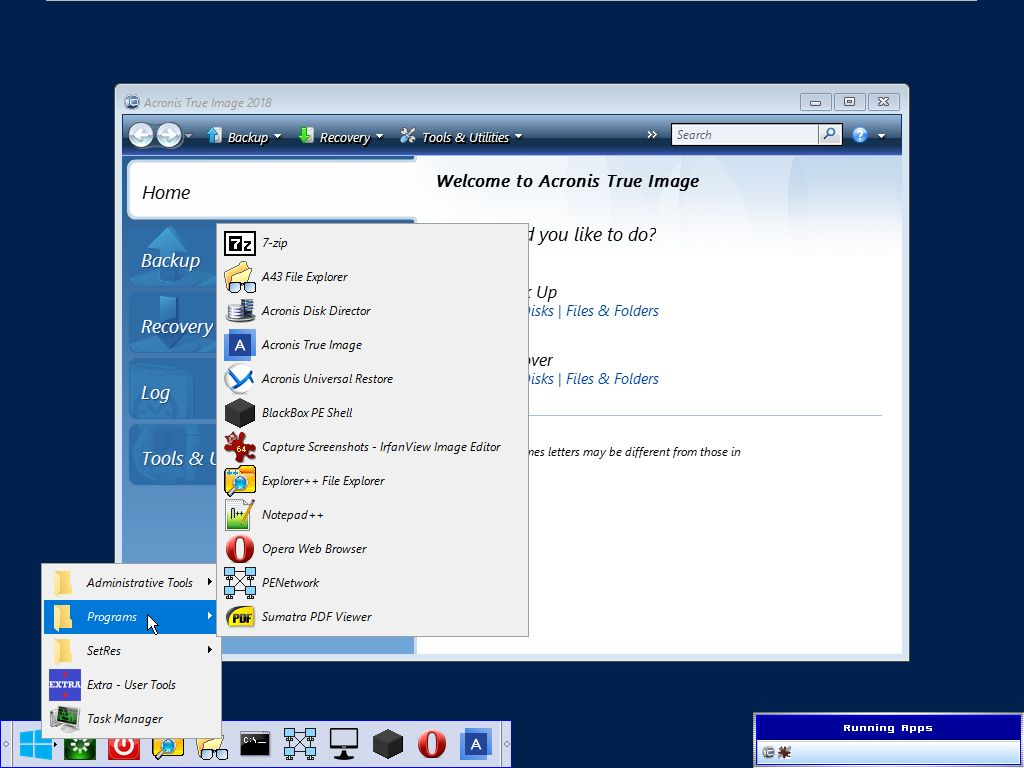 Reboot Required Acronis Forum
